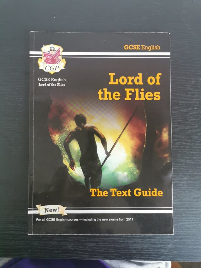 GCSE English Lord of the Flies Text Guide GCP