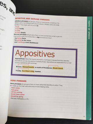 English Homework Guide 4th to 6th grade