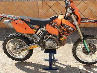 KTM 450 CC EXC / 2006