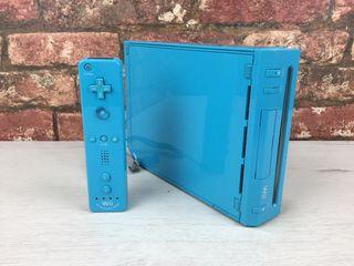 Consola Nintendo Wii Azul