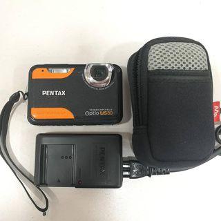 Camara digital PENTAX OPTI WS80