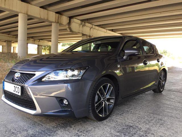 Lexus CT 2015