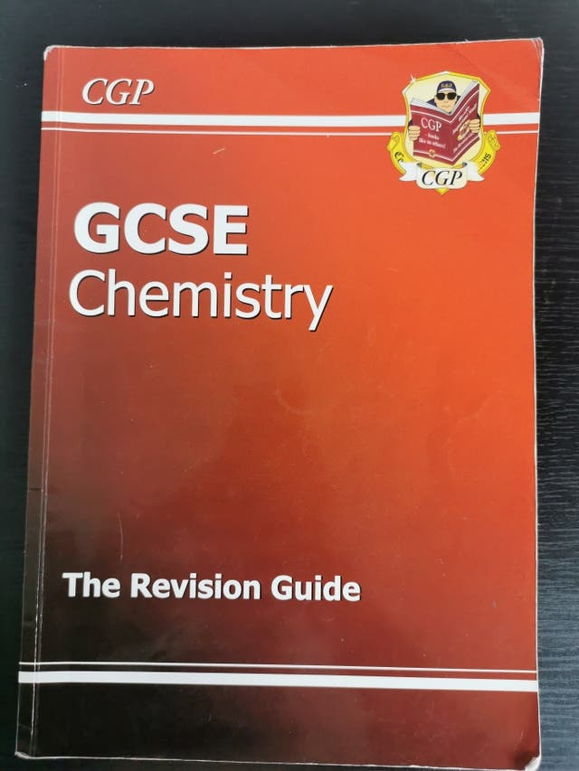 GCSE GCP Chemistry Revision Guide