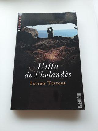 """Libro """"L'illa de l'holandès"""""""
