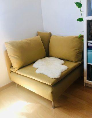 Sofá de Esquina Modular Ikea