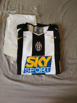 camiseta original Juventus 2004 2005