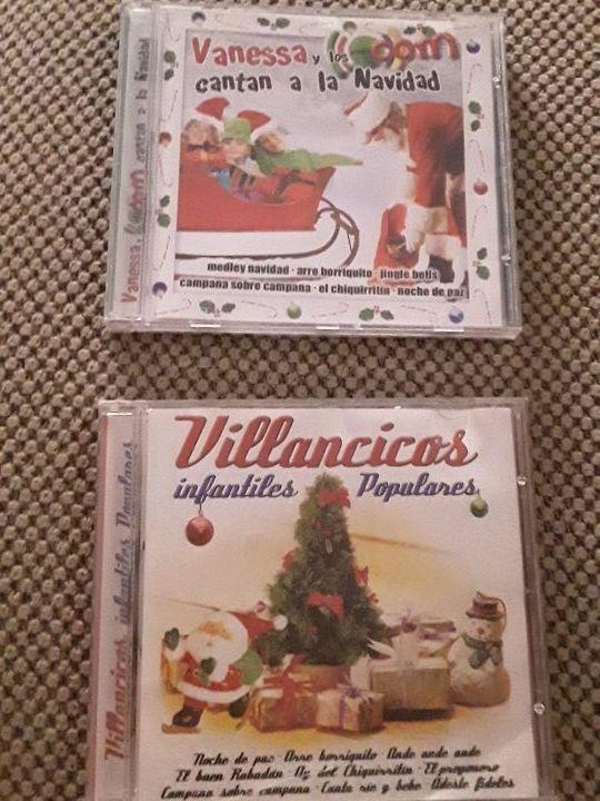 Discos de Villancicos