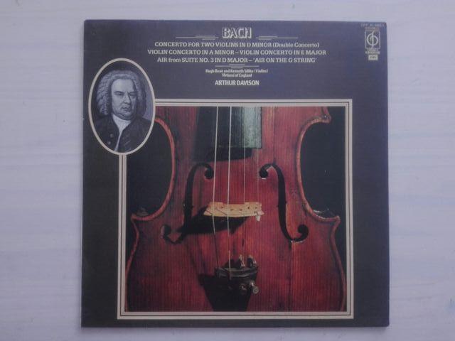 Bach vinilo