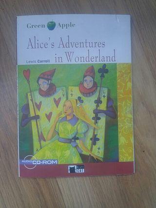 """Libro """"Alice's Adventures in Wonderland"""""""