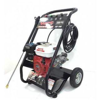 Hidrolimpiadora Gasolina Motor 4 Tiempos 3000Psi