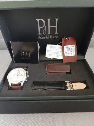 Reloj Pedro del Hierro