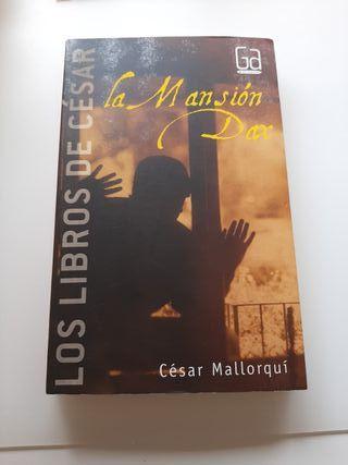 """Libro """"La mansión Dax"""""""