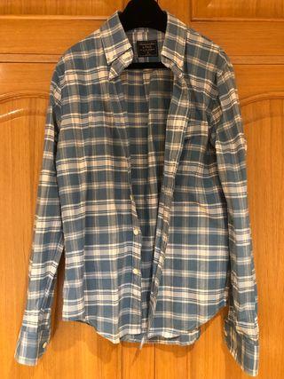 Camisa Abercrombie (Seminueva)
