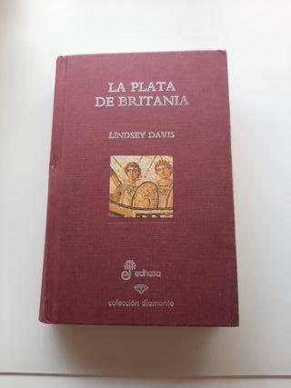 "Libro ""La plata de Britania"""