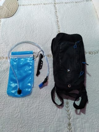 mochila de hidratacion