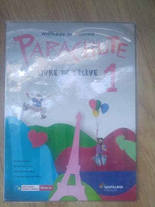 "Libro ""Parachute"" 1° eso (la Herrera)"
