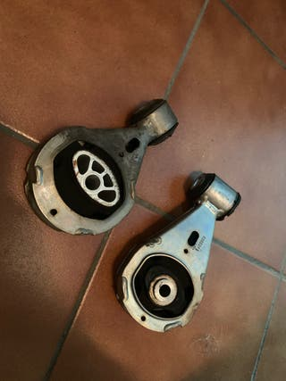 Tacos motor y antipar. Renault megane 3 rs