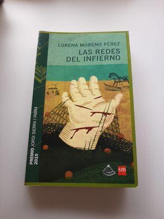 """Libro """"Las redes del infierno"""""""