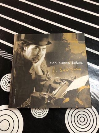 Libro CON BUENA LETRA - Joaquin Sabina