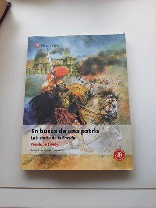 """Libro """"En busca de una patria"""""""