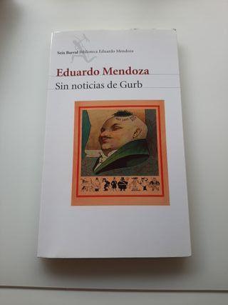 """Libro """"Sin noticias de Gurb"""""""