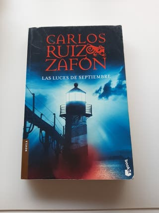 """Libro """"Las luces de septiembre"""""""