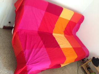 Sofa cama IKEA + sillon