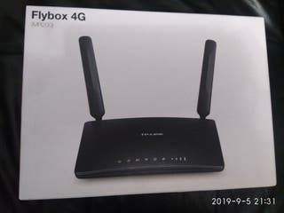 Router Flybox 4G MR200