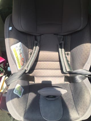 Nuna Rebl 360 silla de coche giratoria con isofix