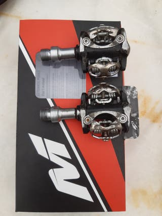 Pedales automáticos MTB Massi M601