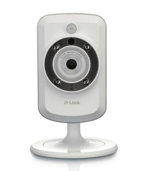 Cámara de seguridad D-Link DCS 942L (wifi)