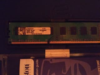 Memoria RAM Kingston 2GB DDR3 a 1333 MHz
