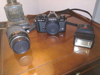Cámara analogica de fotos