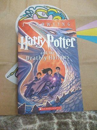 Séptimo libro de Harry Potter en inglés