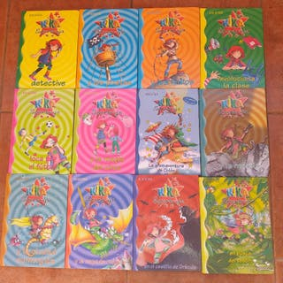 Coleccion de libros Kika Superbruja