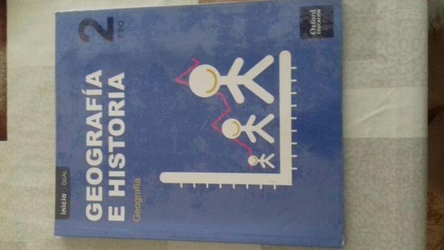libro de geografía 2