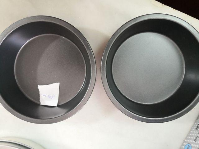 2 cake tin 19 cm