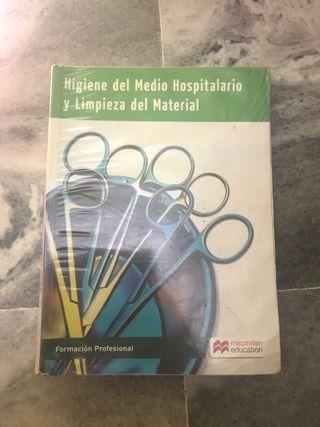 Libro de higiene del medio hospitalario