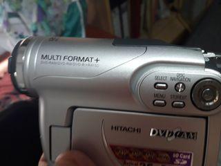 Videocámara Hitachi