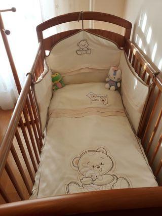 Vendo Dormitorio bebé