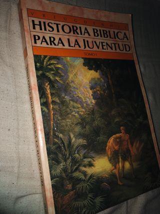 Historia bíblica para la Juventud