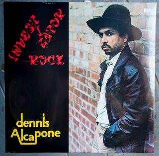 Dennis Alcapone - Investigator Rock - LP
