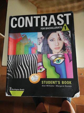 libro Contrast 1 bachillerato