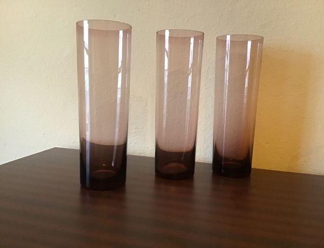 Copas y vasos vintage