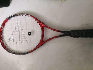 2 Racquet, 2 raquetas de tenis
