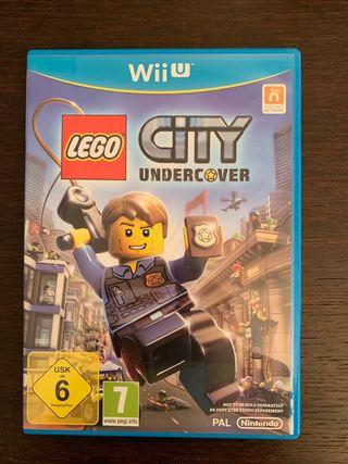 JUEGO LEGO CITY UNDERCOVER