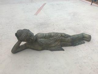 Escultura Buda Bronce