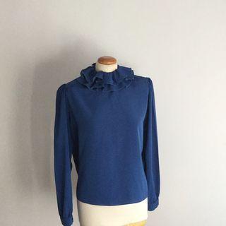 Bonita blusa azul