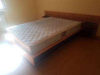 cama y cabecero 1,50