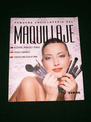 Libro de maquillaje